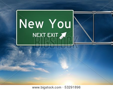 New you next exit