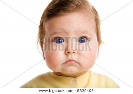 Astonished Baby