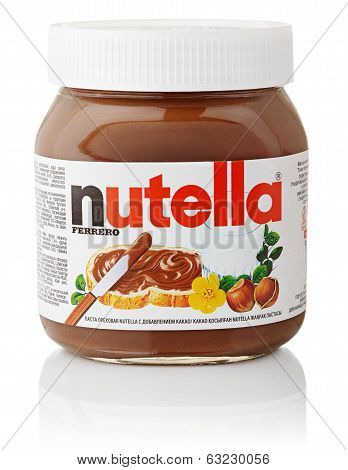 Nutella Hazelnut Chocolate Sprea