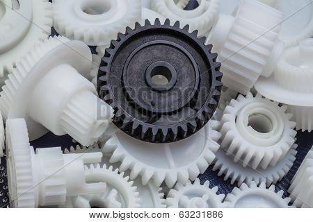 The Plastic Gear