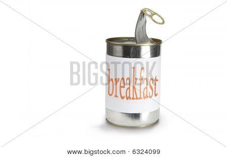 Breakfast Food Can