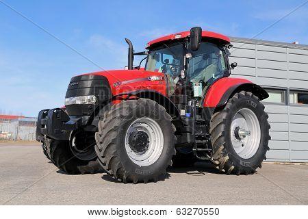 Case IH Puma 230 Cvx Dl Agricultural Tractor