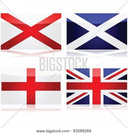 Creating The Union Jack