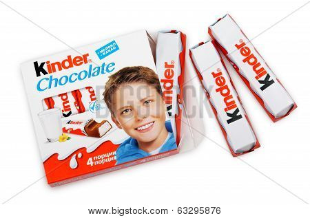 Kinder Chocolate Candy