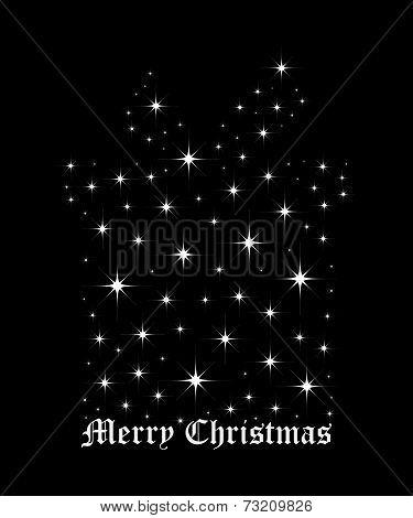 Christmat Gift box bright star