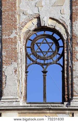 David Star On Synagogue