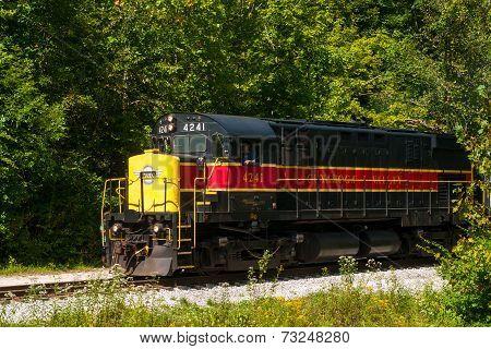 Cuyahoga Valley Train