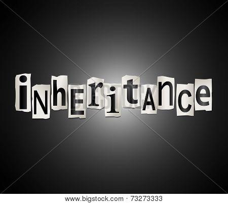 Inheritance Concept.
