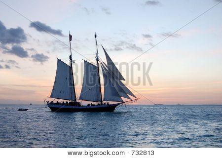BSP Greene 06 Ship At Evening Sail_1546
