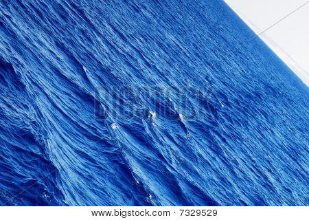 Wave trail
