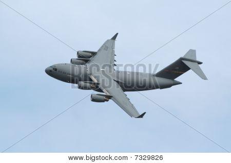 USAF C-17 Hungary