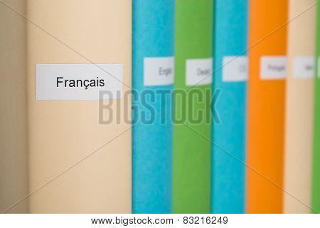 French Language Book