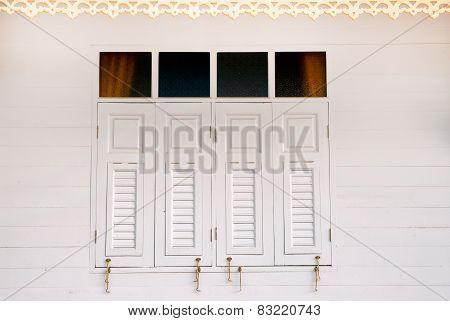 Art Of House Window.