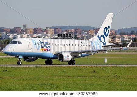 Flybe Embraer Erj175