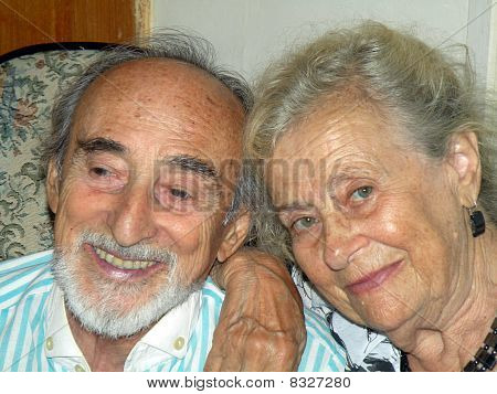 Pensioners Happy