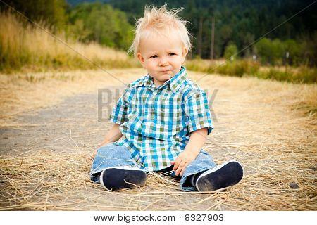 1 Year Old Boy
