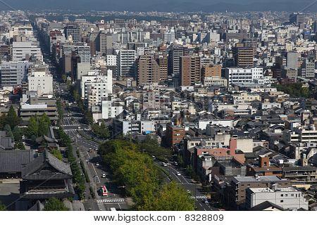 Kyoto Bird's Eye View