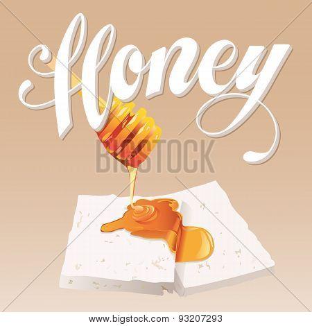 Honey & Curd