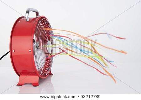 Cooling Summer Fan