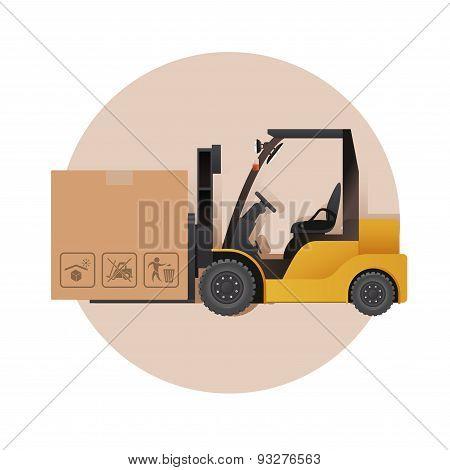 Loaner and a box