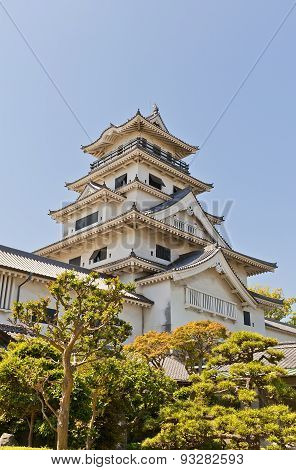 Main Keep (donjon) Of Imabari Castle, Japan