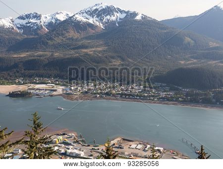 View of Juneau