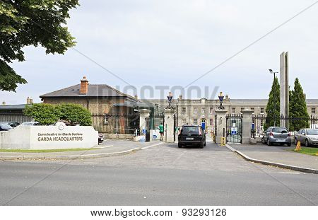 Garda Siochana Headquaters