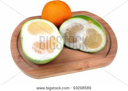 Sweetie And Orange