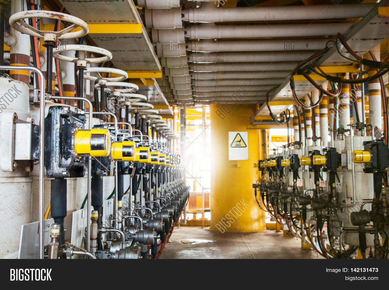 Control Valve Oil Gas Image & Photo (Free Trial)   Bigstock