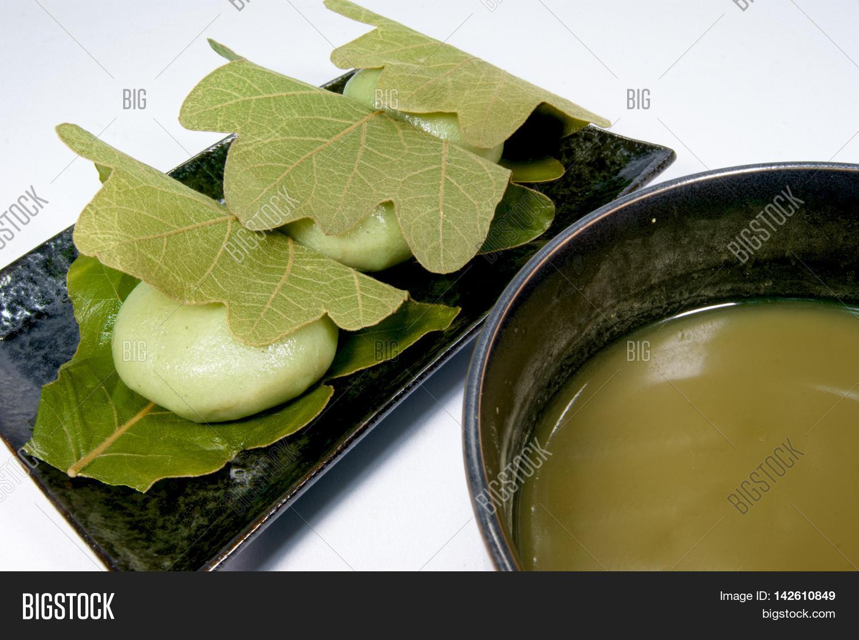 This Mugwort Rice Cake Image & Photo (Free Trial) | Bigstock