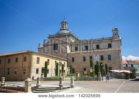 Capilla De Cerralbo In Ciudad Rodrigo, Spain