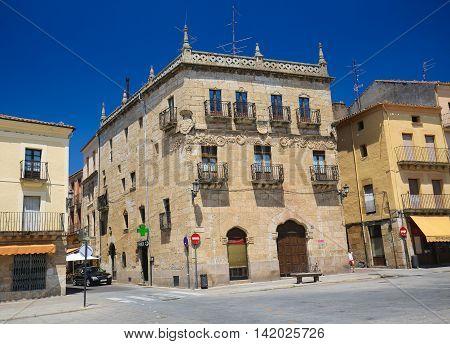 Ciudad Rodrigo - Casa Del Primer Marques De Cerralbo