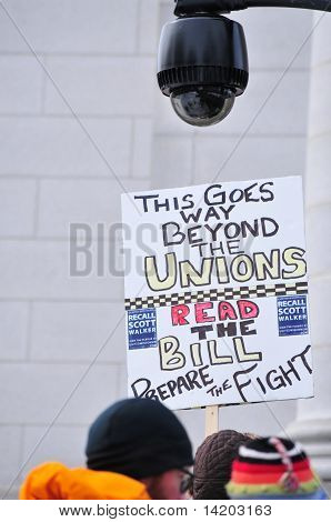 This Goes Way Beyond the Unions