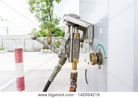 Alternative Refuel Fuel Power Lpg In Pump