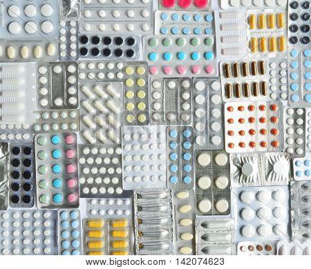 Pills, Capsules, Suppositories