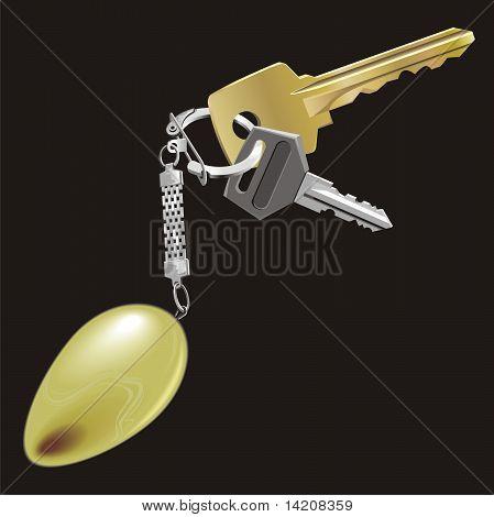 Manojo de llaves
