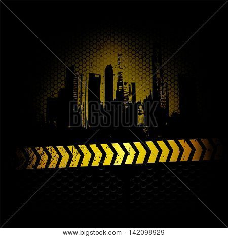 Speaker grille. Vector illustration background texture 10eps