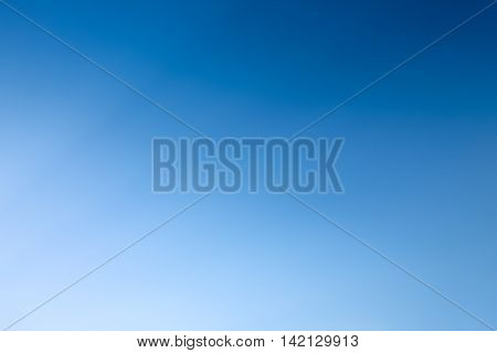 Clear blue sky as a background wallpaper pastel sky wallpaper