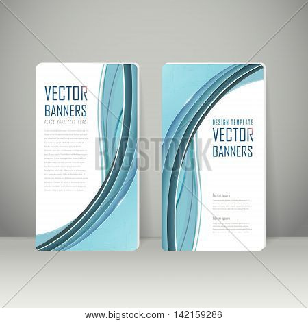 Elegant Banner Template Design