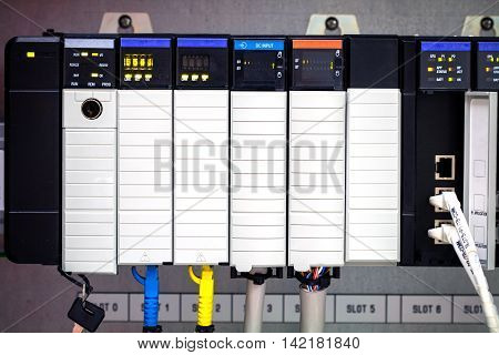 PLC programable logic controler PLC computer for control