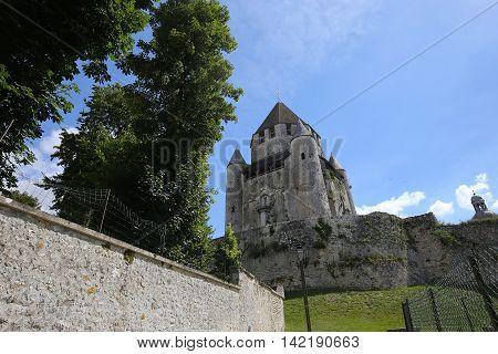 Tour Cesar In Provins, Seine Et Marne, France