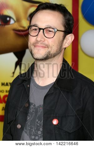 LOS ANGELES - AUG 9:  Joseph Gordon-Levitt at the