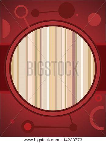 Red Retro Design