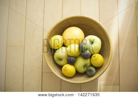 Various fruit