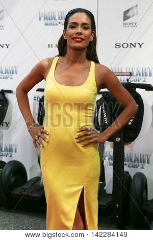 NEW YORK-APR 11: Actress Daniella Alonso attends the world premiere of