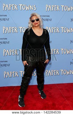 NEW YORK-JUL 21: Raven-Symone attends the