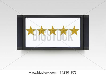 5 star television