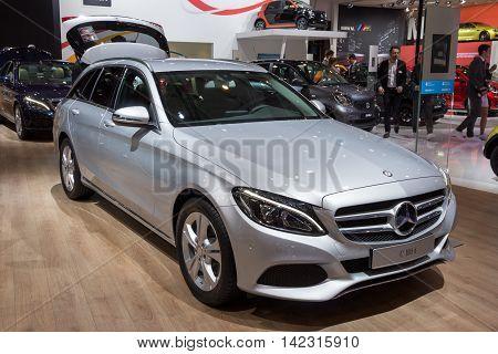 Mercedes-benz C180D