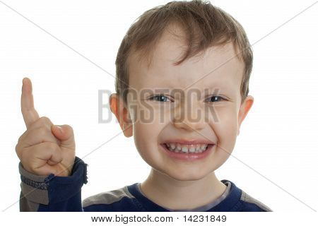 Threatening Child