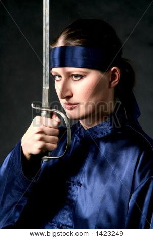 Women With Epee